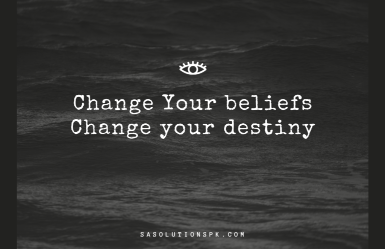 How to Change your Destiny?