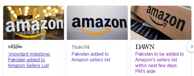 Amazon is about to open its door for Pakistani sellers